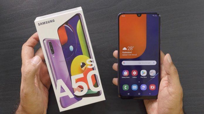 Samsung Galaxy A50s, Samsung Phone Reviews
