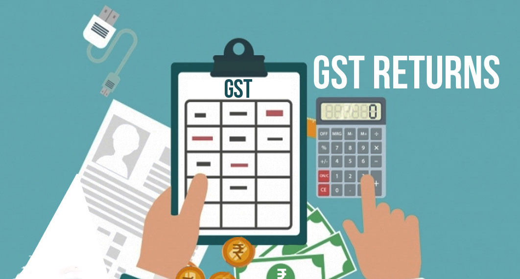 Pre-Filled GSTR-3B Return Form