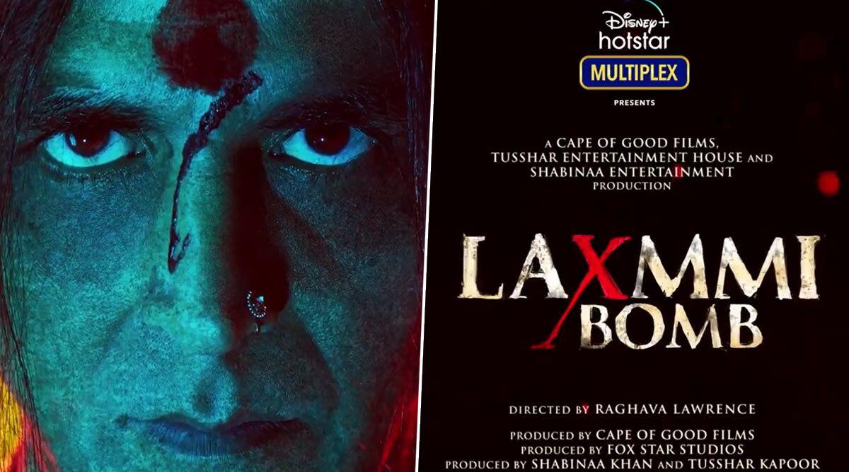 Laxmi Bomb Name Changed