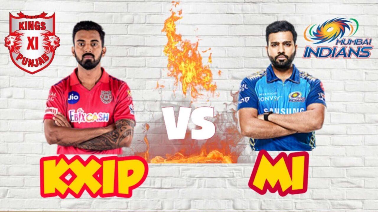 KXPI vs MI 13th Match