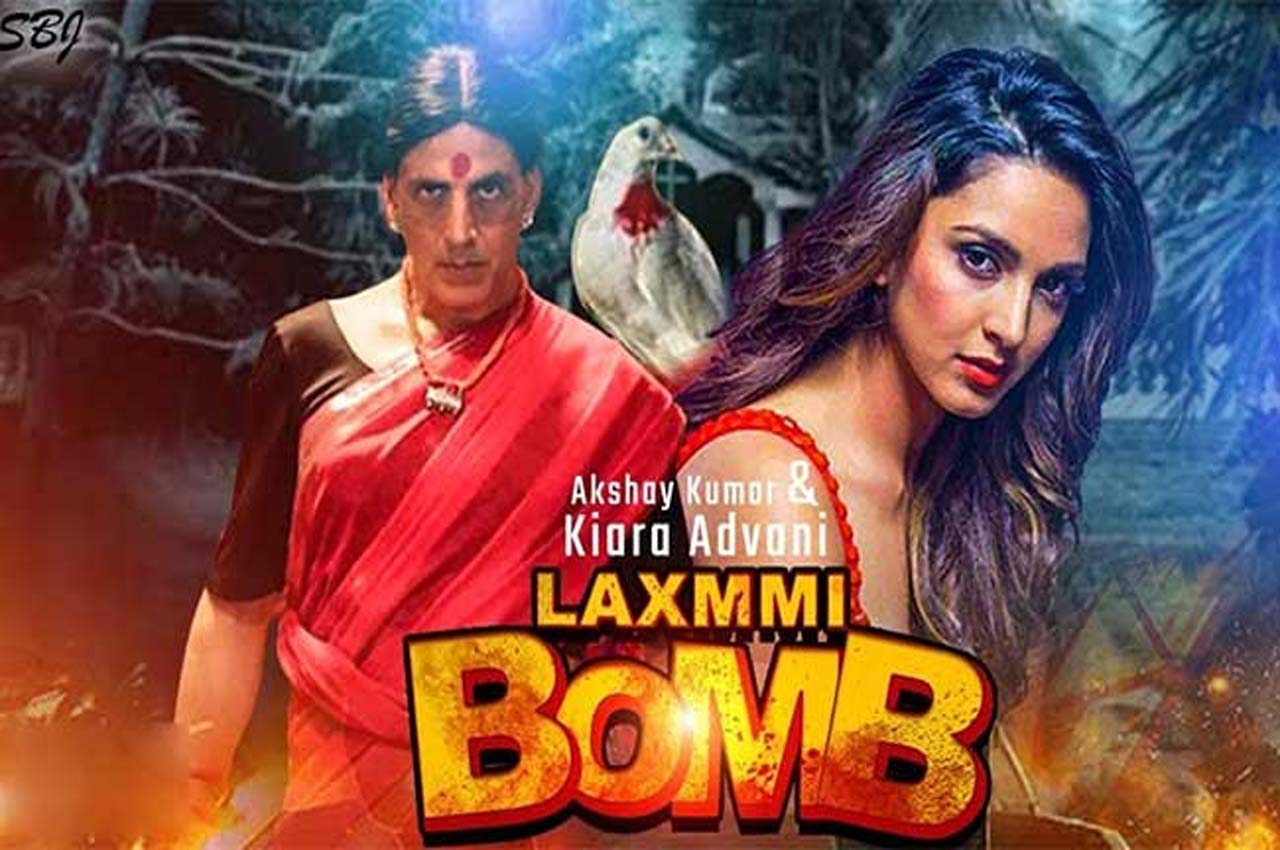 Due to controversy Akshay Kumar changed the name of Lakshmi Bomb now the film will be released with this name on Diwali