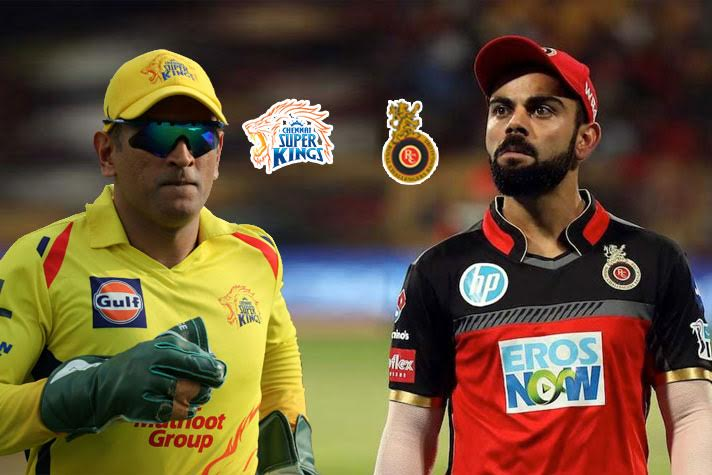 CSK vs RCB Dream11, Chennai Super Kings vs Royal Challengers Bangalore