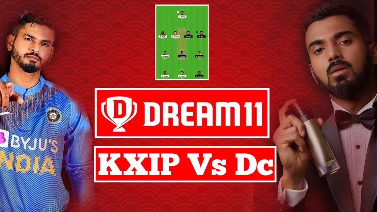 KXIP vs DC Dream11 Team Prediction