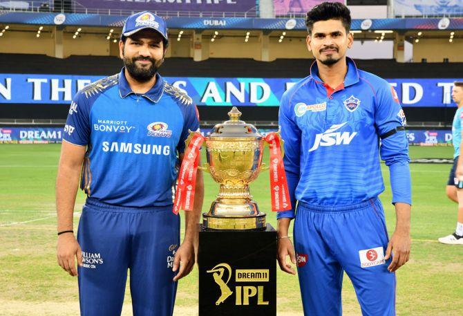 IPL 2020 Final MI vs DC Live Streaming