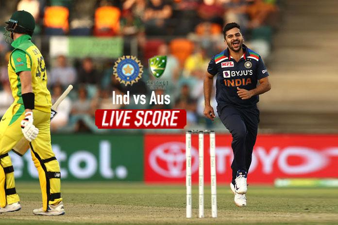 India Vs Aus T20 Squad