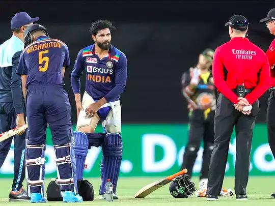 India vs Aus T20 yuzvendra chahal concussion substitute ravindra jadeja Know what it is